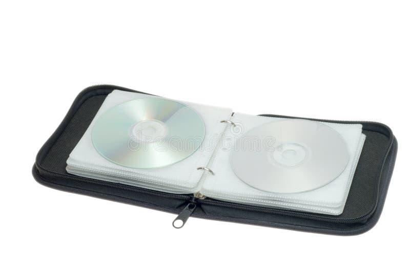 компактный диск случая стоковые фото
