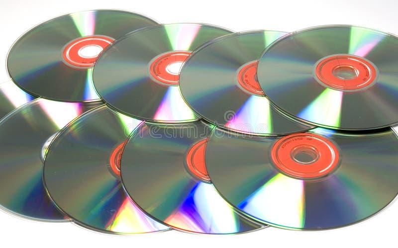 компактный диск r стоковое фото rf