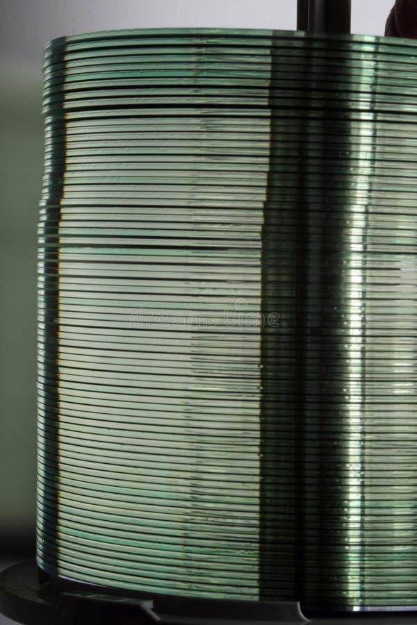 Download Компактный диск или Dvd стоковое фото. изображение насчитывающей зрение - 37931796