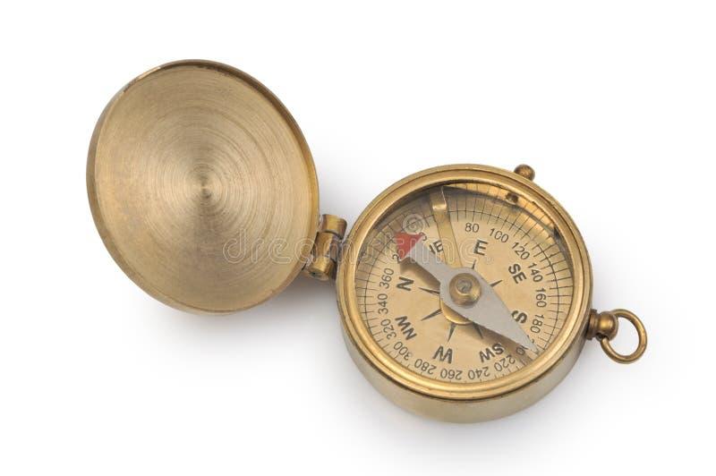 компас старый стоковое фото rf