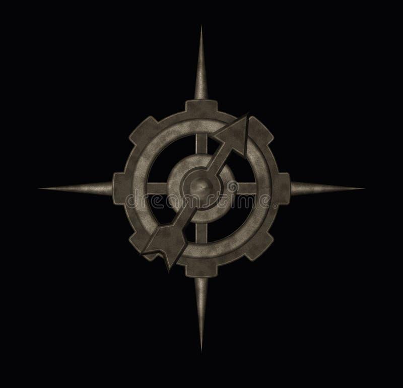 компас бесплатная иллюстрация