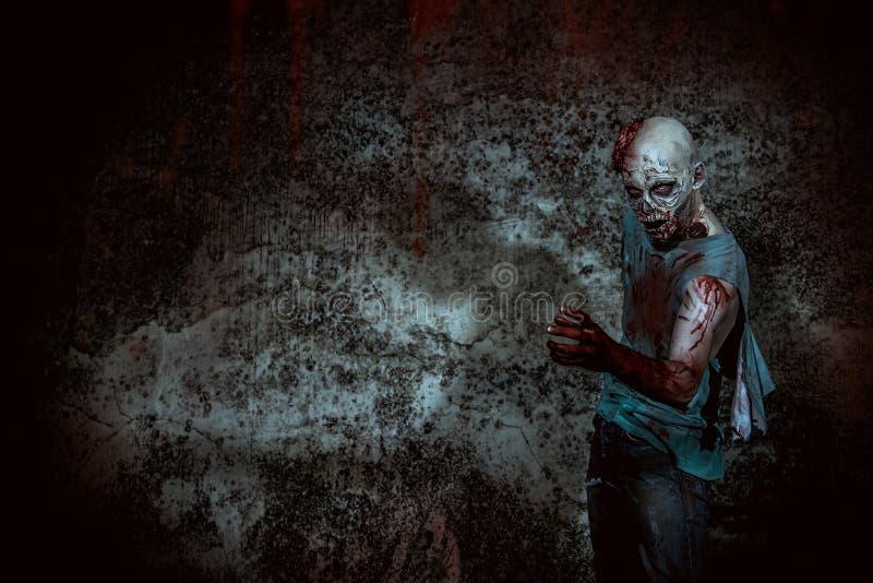Компенсируйте хеллоуин стоковое фото