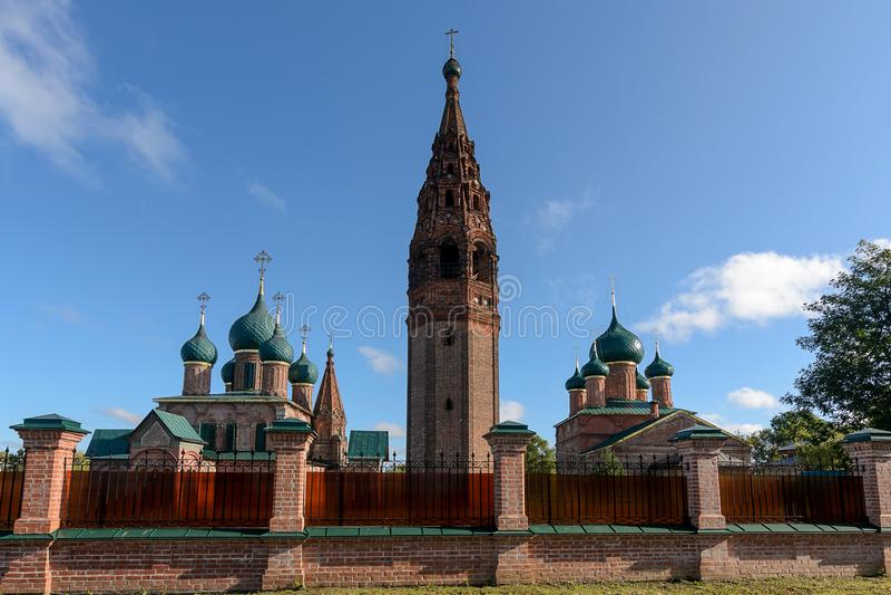 Комплекс виска в Korovniki стоковое изображение rf