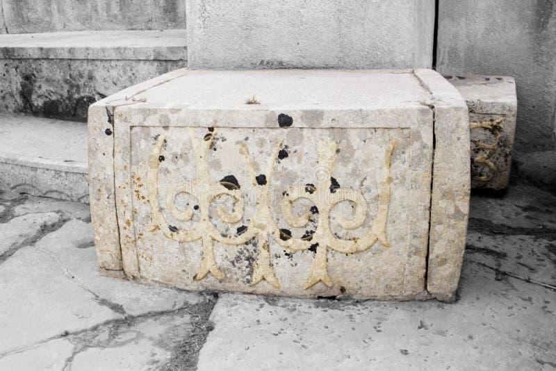 Комплекс виска Tarxien | эра aries стоковая фотография