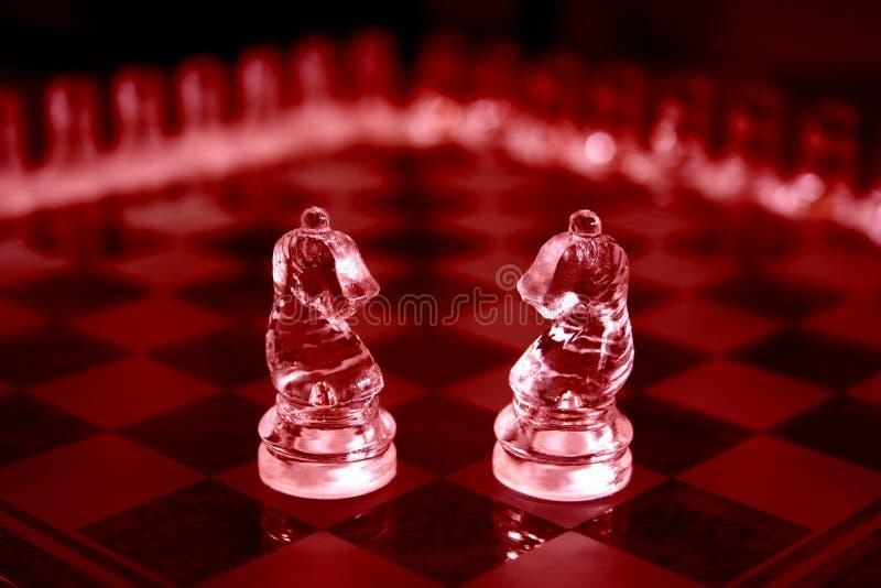 комплекты шахмат стоковые фото