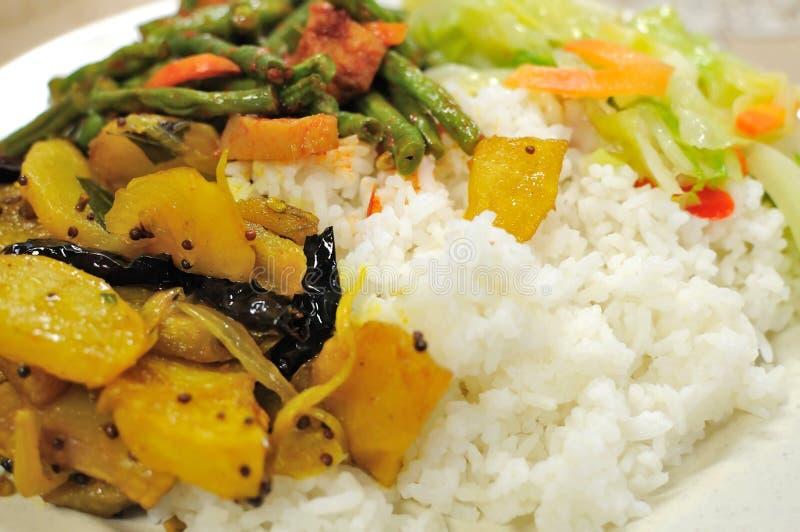 комплект еды кухни местный стоковые изображения rf