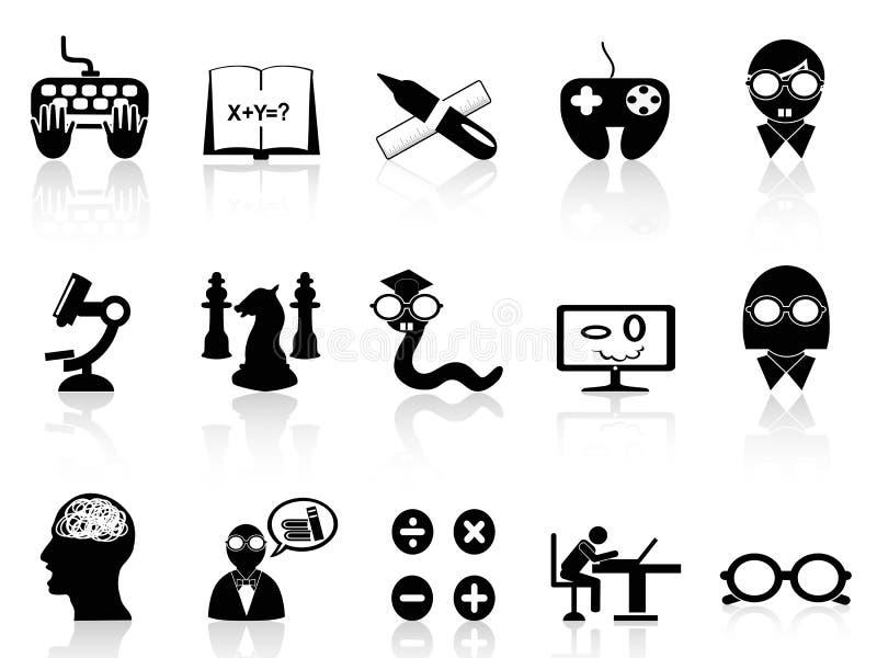 Комплект иконы болванов иллюстрация вектора