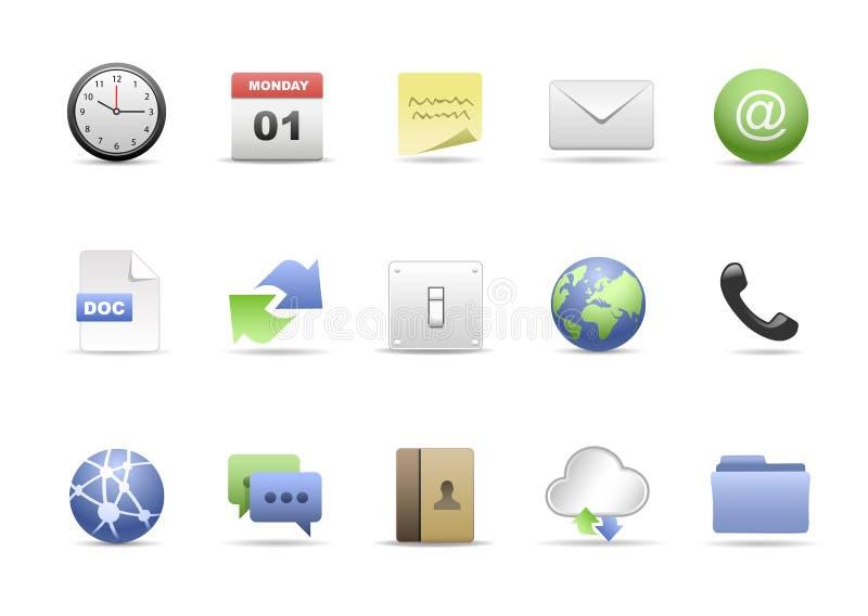 комплект офиса иконы