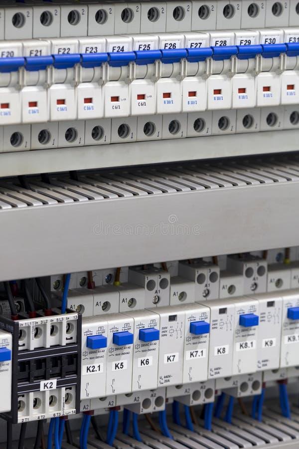 компоненты электрические стоковое фото rf