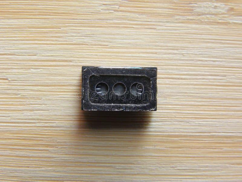 Компонент диктора смартфона стоковые изображения
