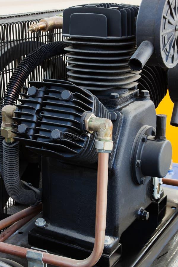 компрессор мощный стоковая фотография