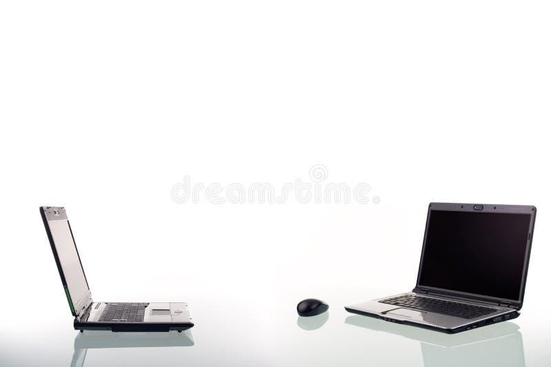 компьтер-книжка компьютеров стоковые фото