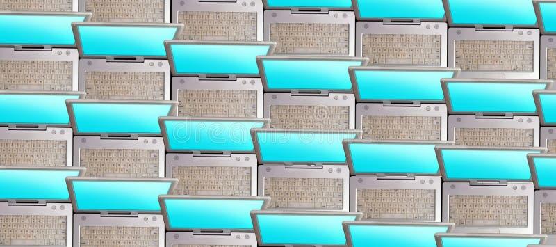 компьютеры иллюстрация штока
