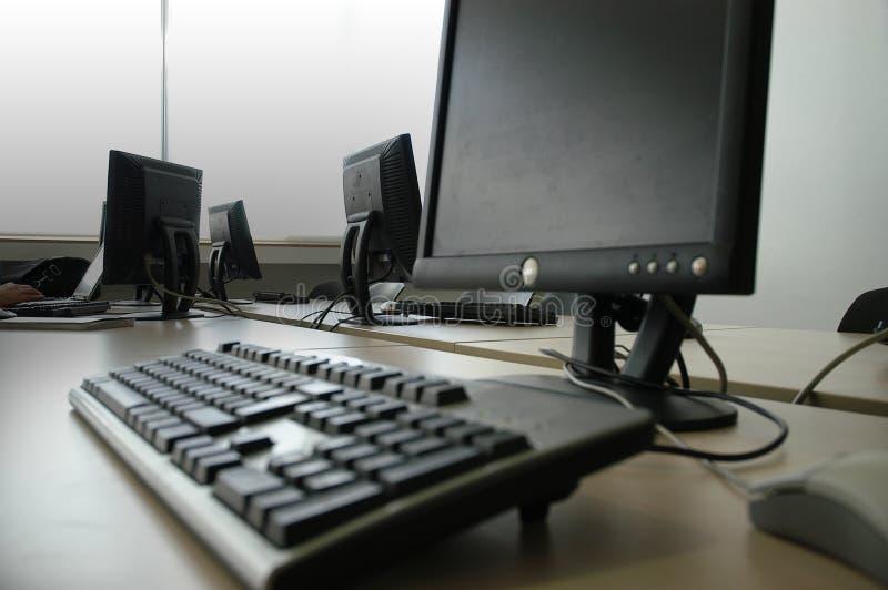 компьютеры стоковая фотография