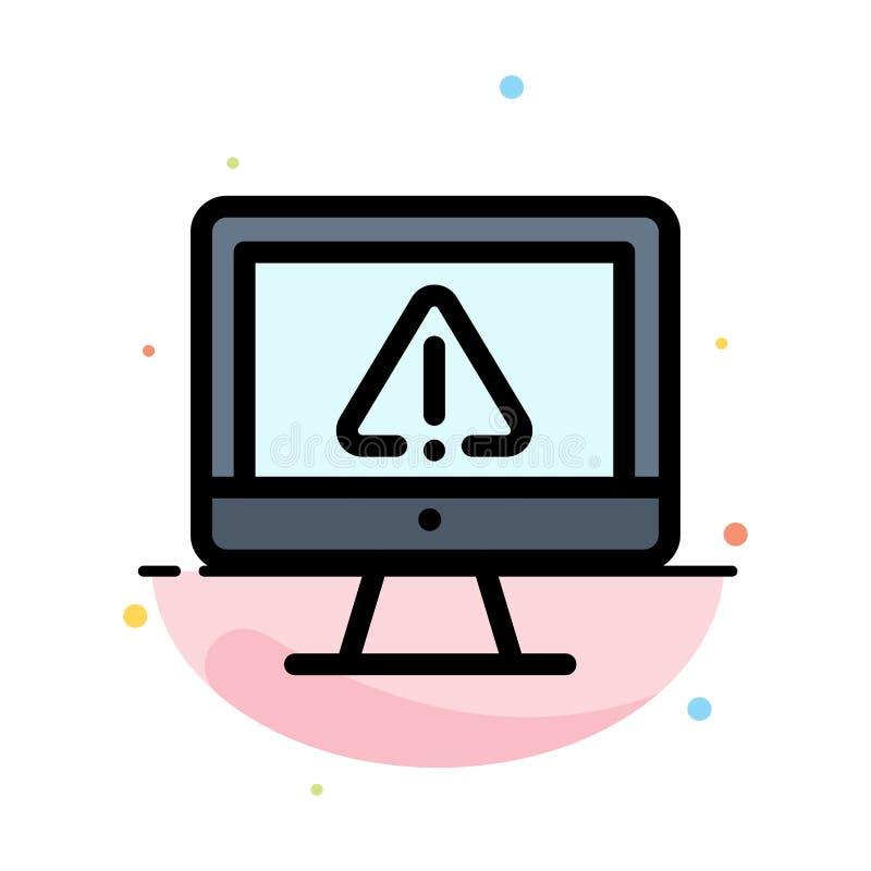 Компьютер, данные, информация, интернет, шаблон значка цвета конспекта безопасностью плоский бесплатная иллюстрация