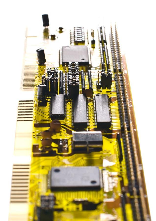 компьютер карточки предпосылки стоковое фото rf