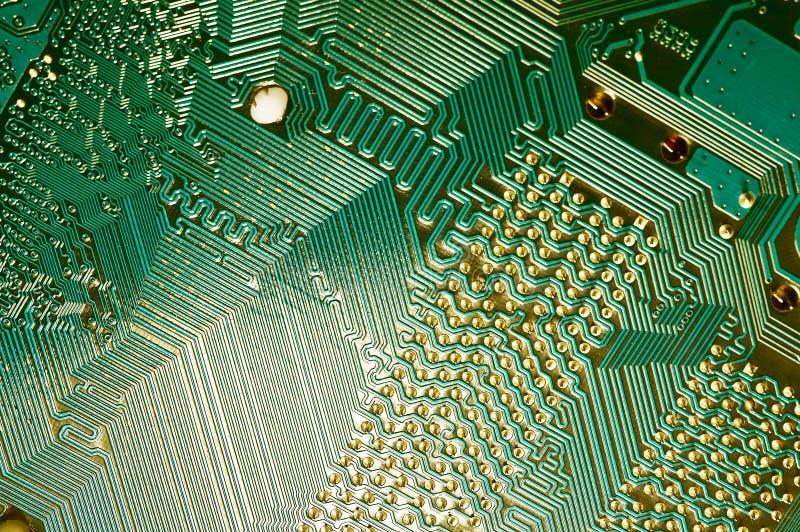 компьютер предпосылки стоковое фото rf