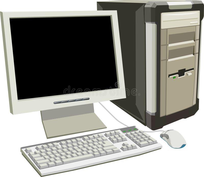 компьютер бесплатная иллюстрация