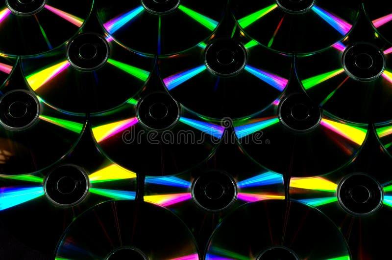 компьютер cds блока стоковая фотография rf