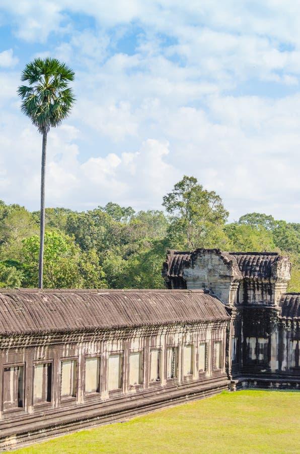 Комплекс Angkor Wat стоковое фото