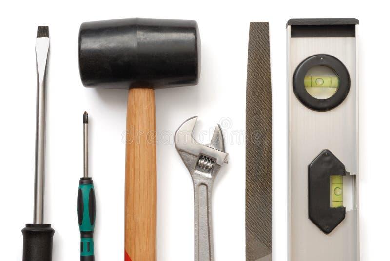 Комплект инструментов Стоковая Фотография