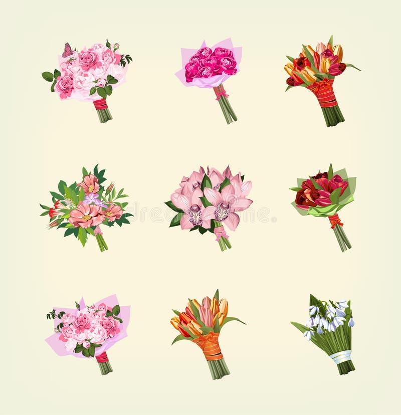 Прикольные значки букеты цветов, букет цветов учительнице