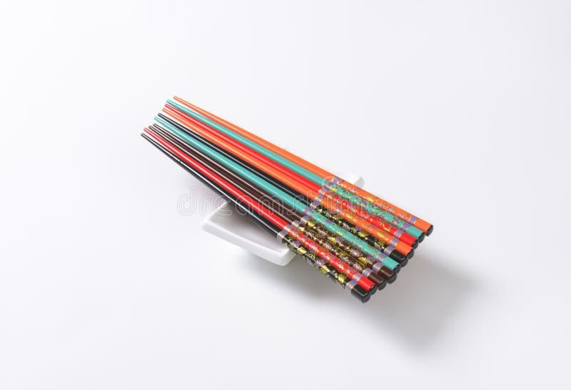 Комплект палочек стоковое фото rf