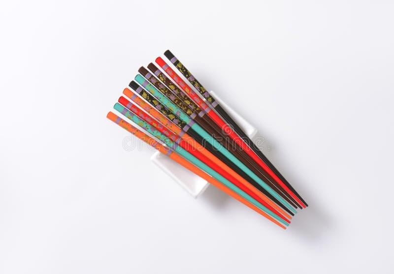 Комплект палочек стоковое изображение rf