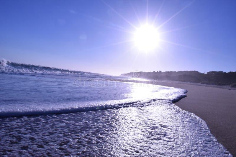 Комплект солнца пляжа стоковые изображения