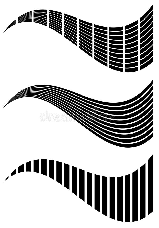 Download Комплект элементов дизайна конспекта 3 абстрактных родовых Решетка Rect Иллюстрация вектора - иллюстрации насчитывающей элемент, динамически: 81806632