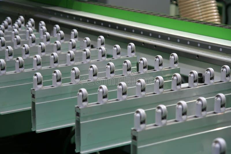 Конвейерная лента стоковое изображение rf