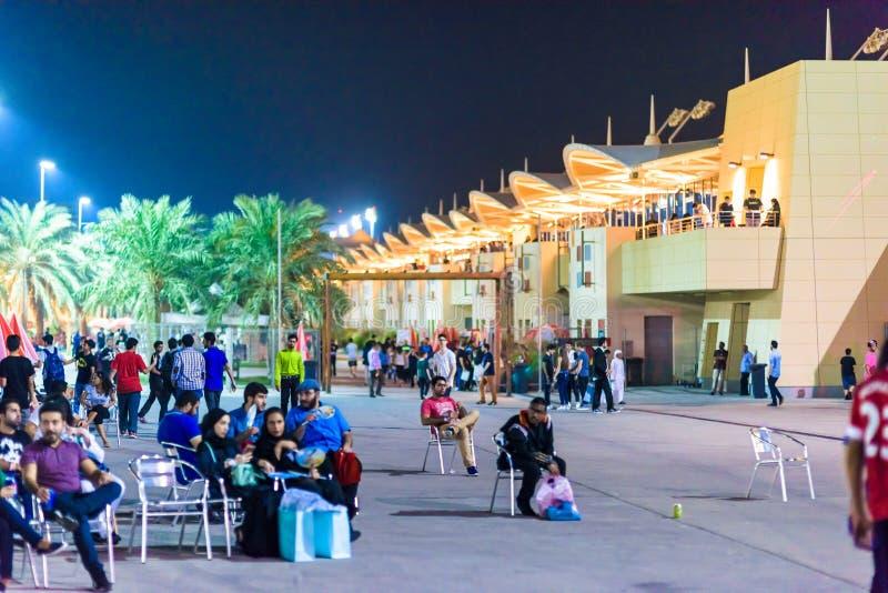 Конвенция 2015 IGN Бахрейна стоковое изображение