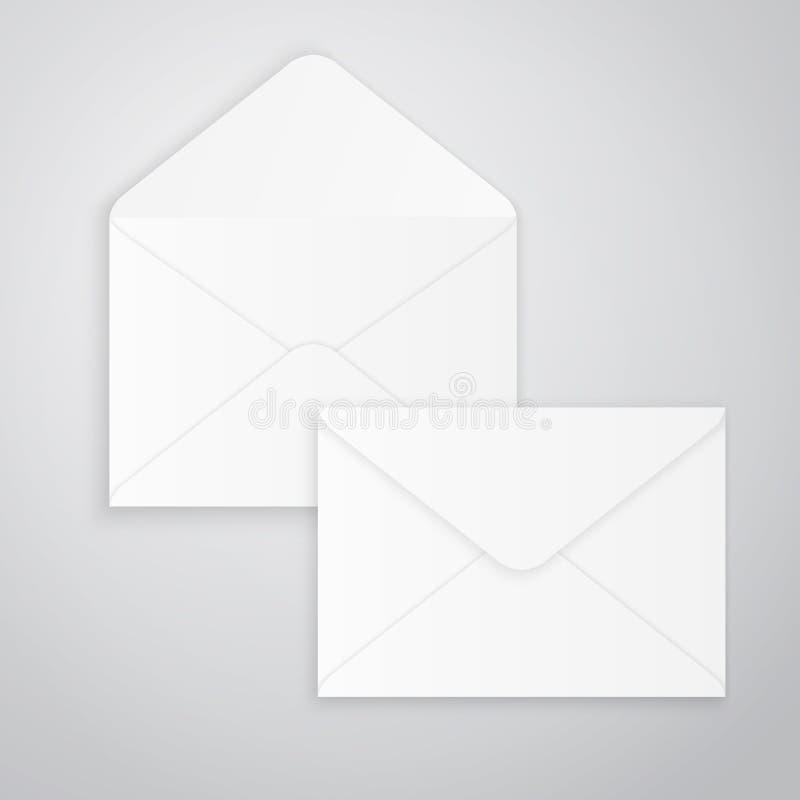 Конверт иллюстрация вектора