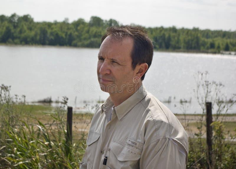 конгрессмен jeff landry s u стоковое фото rf