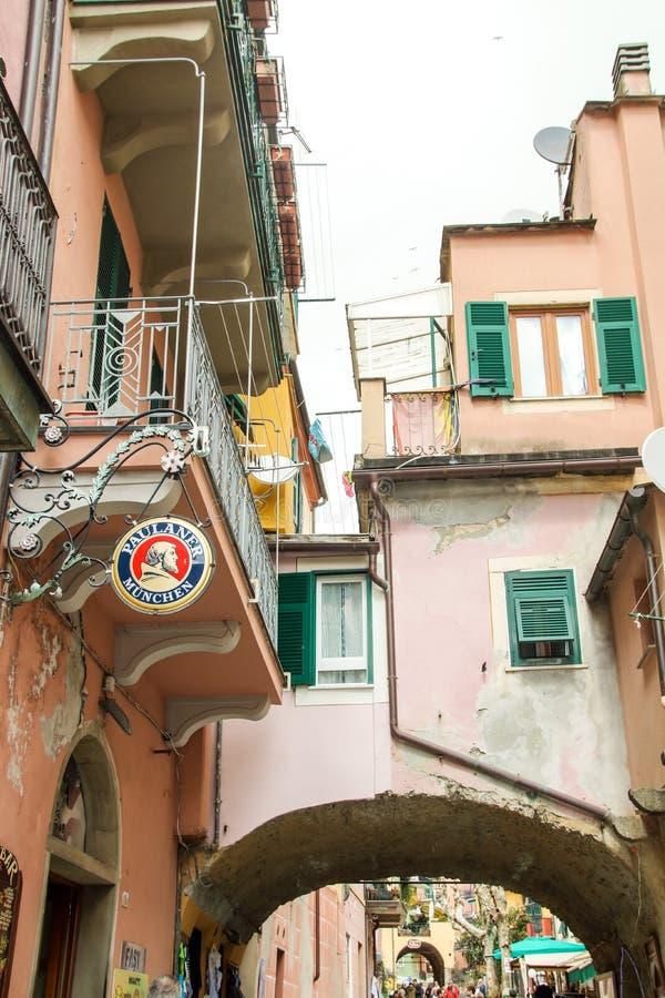 Конематка al Monterosso стоковая фотография rf