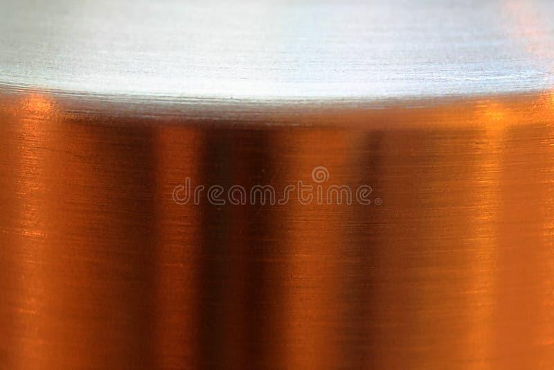 Конец вверх по высокой поверхности разрешения структур металла и стальных поверхностей стоковая фотография rf