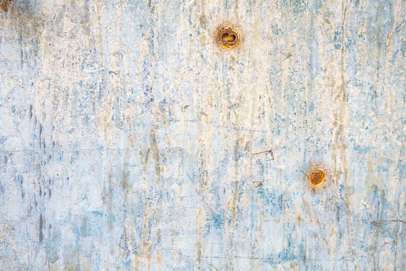 Конец вверх по ржавчине на поверхности старого утюга, старой стальной предпосылке конспекта доски металлического листа стоковые изображения rf