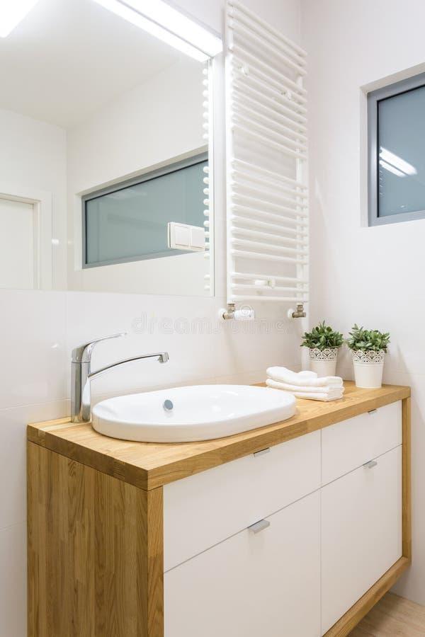 Конец-вверх washbasin стоковая фотография