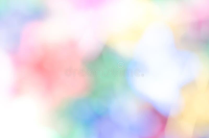 Конец макроса нерезкости вверх, красочные предпосылка или текстура стоковое фото rf