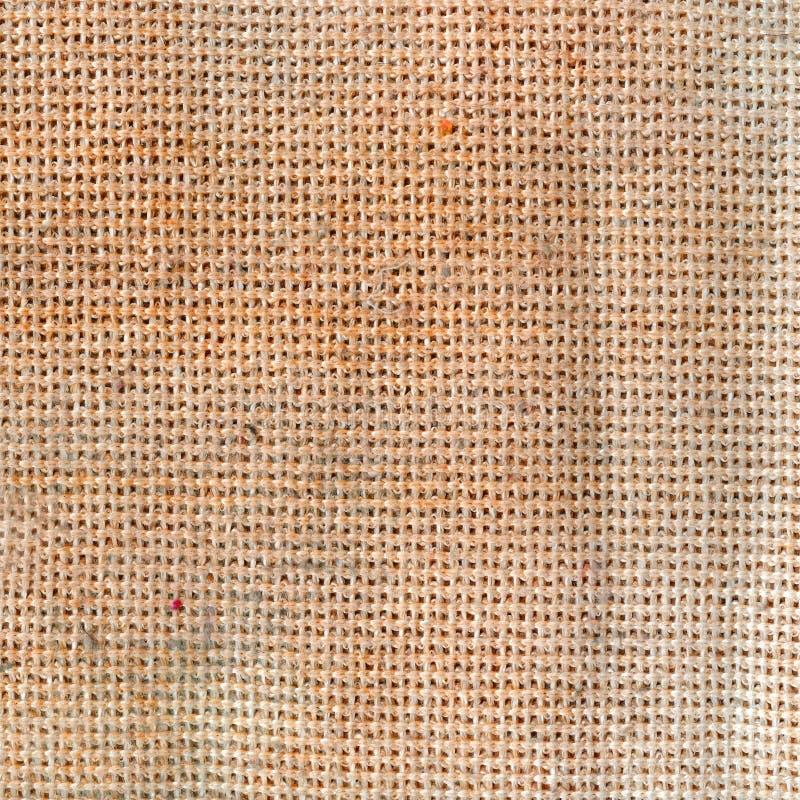 конец мешковины предпосылки текстурированный вверх стоковые изображения rf