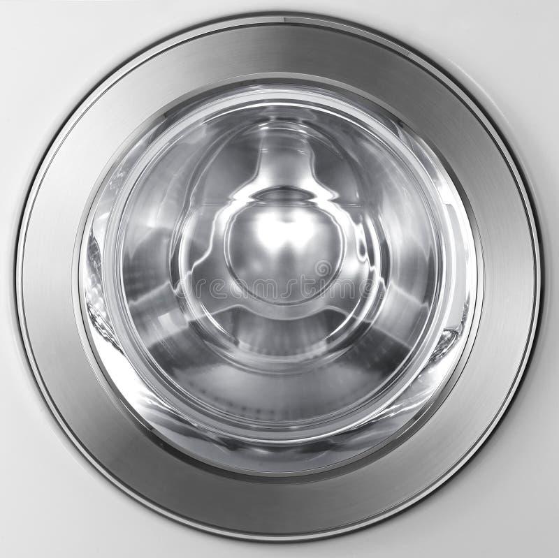 Конец стиральной машины вверх стоковые изображения rf
