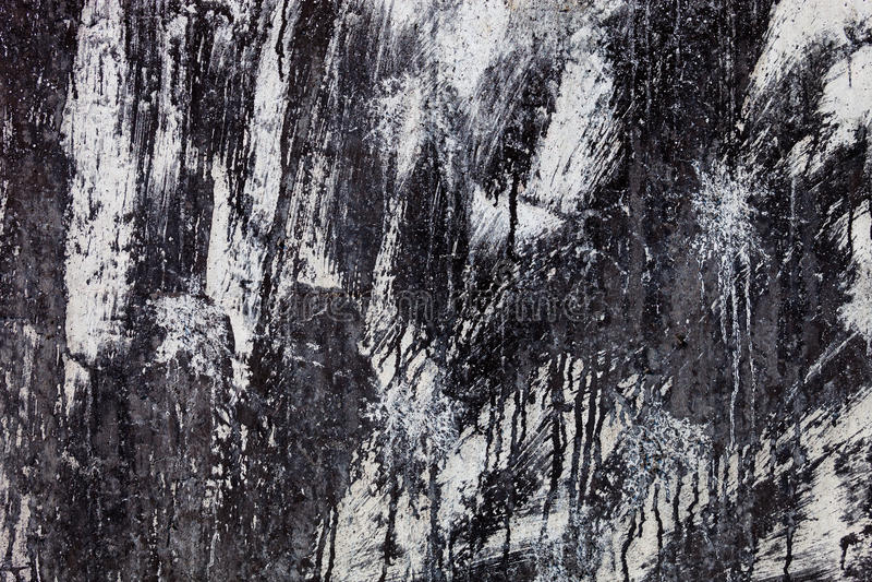Конкретная поверхность с богатой и различной текстурой стоковые изображения rf