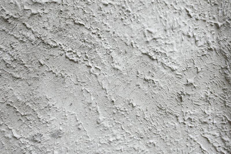 Конкретная предпосылка на покрытой каменной стене - сером текстурированном фоне стоковая фотография