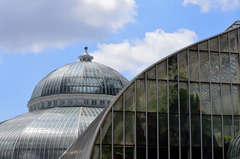 Консерватория Como стоковое изображение rf