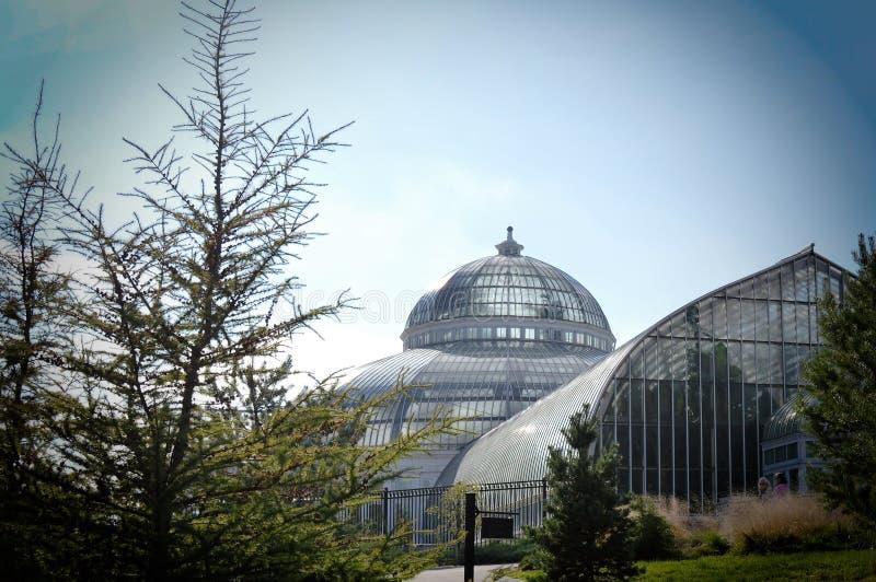 Консерватория Como стоковое изображение