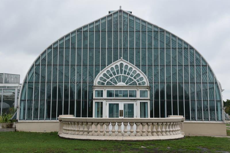 Консерватория Marjorie McNeely в St Paul, Минесоте стоковые фотографии rf