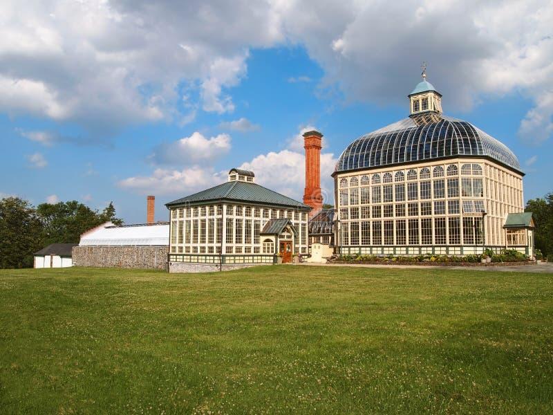 Консерватория Rawlings в Балтиморе стоковые фотографии rf