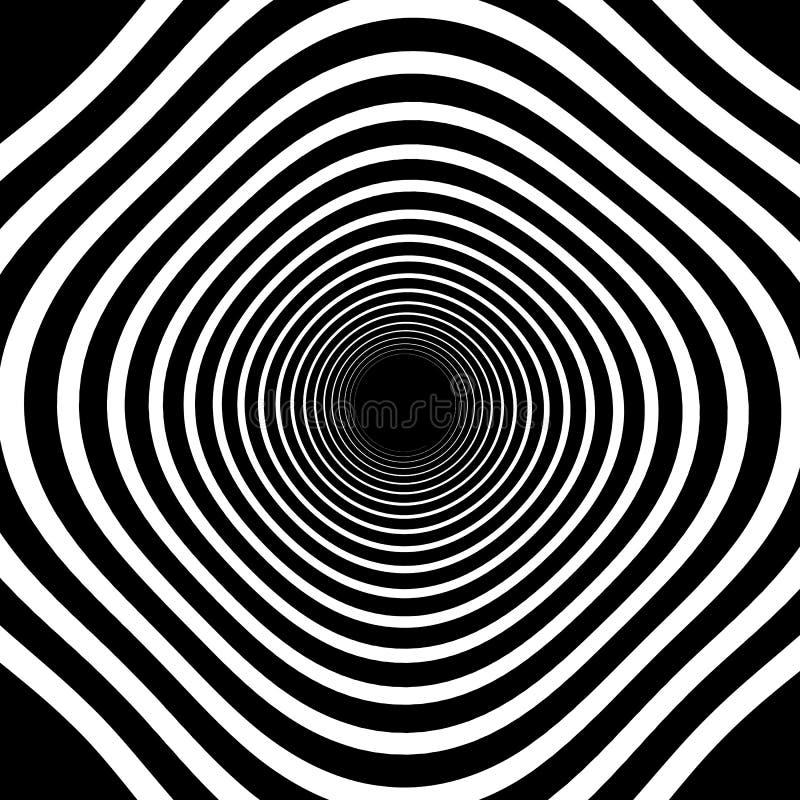Download Конспекта предпосылка/элемент спирально Иллюстрация вектора - иллюстрации насчитывающей излучать, радиально: 81805743