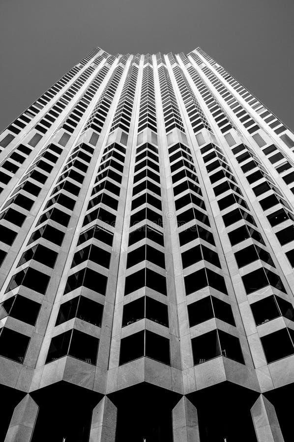 Конспект Высок-подъема Сан-Франциско стоковая фотография rf