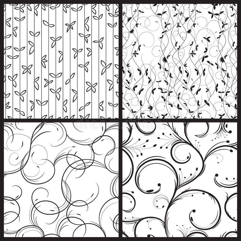 Download конспект делает по образцу безшовный комплект Иллюстрация вектора - иллюстрации насчитывающей обои, сторонника: 41659940